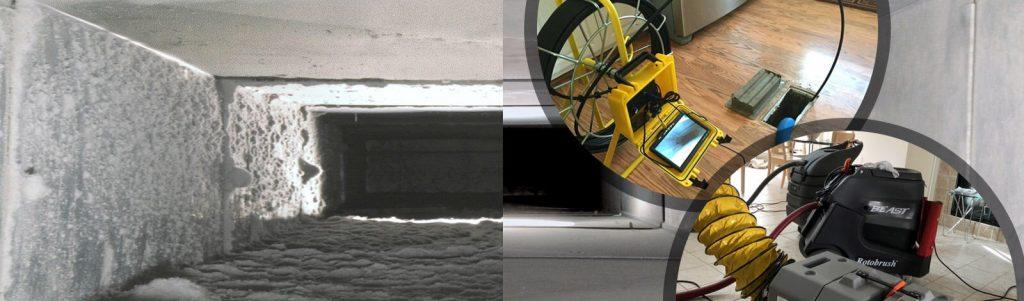 Air Duct Repair Fort Worth TX